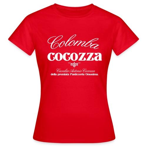 Colomba Cocozza - Del Cavalier Antonio Cocozza della premiata pasticceria omonima. (Totò, Fabrizi  e i giovani d'oggi) - Maglietta da donna