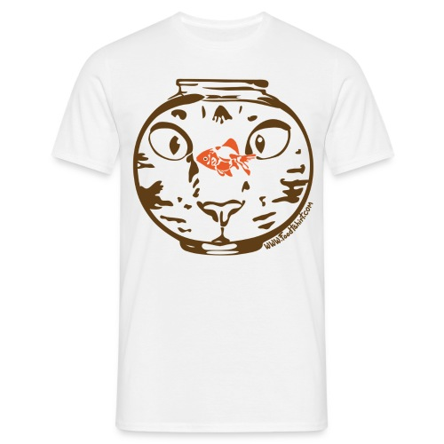 Hungry classic - Men's T-Shirt