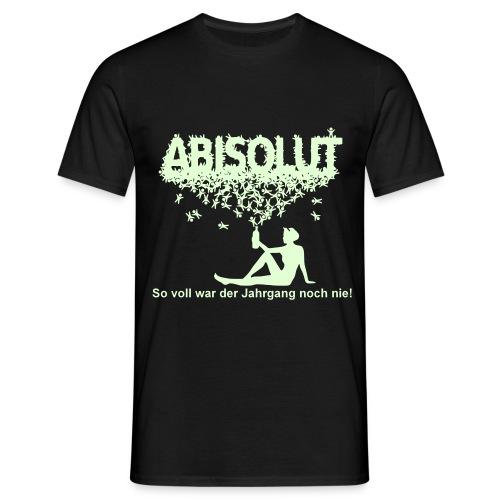 Abishirt_glow - Men's T-Shirt