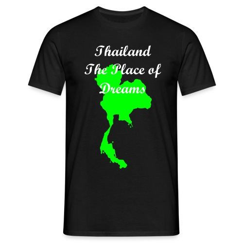 Mens Thailand T shirt - Men's T-Shirt