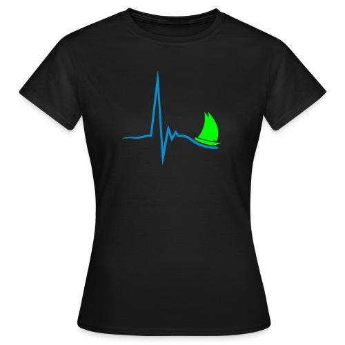 Edelwesen Kiel Shirt - Frauen T-Shirt