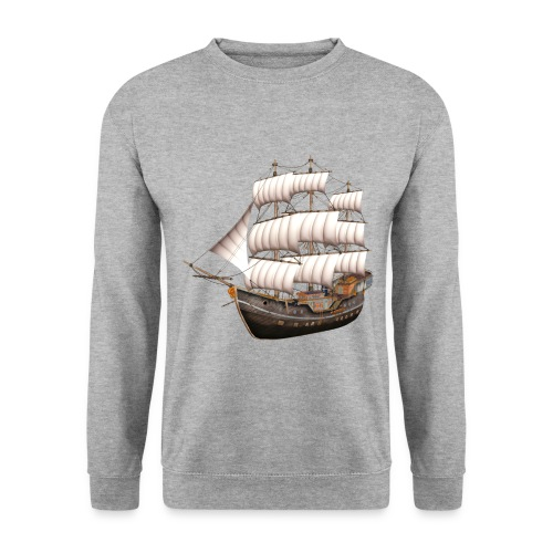 Old Sailboat - Männer Pullover