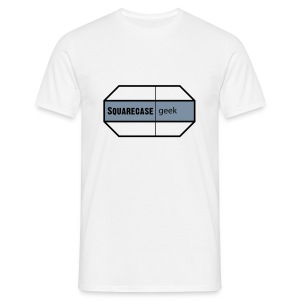 Squarecase geek - Men's T-Shirt