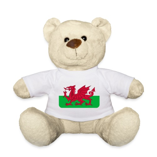 Wales teddy bear - Teddy Bear