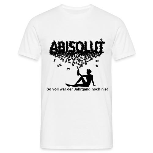 Abishirt_green - Men's T-Shirt