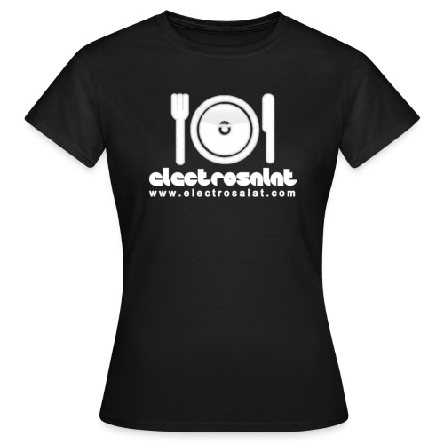 EleCtroSalat Shirt Girl 3 - Frauen T-Shirt