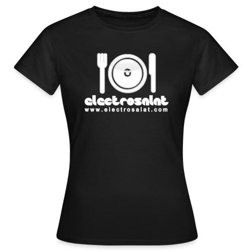 EleCtroSalat Shirt Girl 3 - Frauen T-Shirt