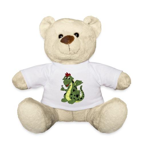 Grüner Glubschäugiger Drache - Teddy