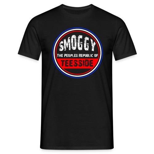 Smoggy PRT - Men's T-Shirt