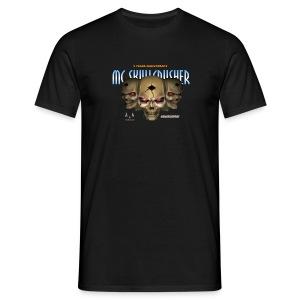 t-shirt 5 years of - Mannen T-shirt