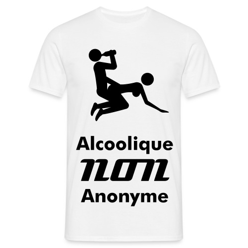Sexe Alcool Homme - T-shirt Homme