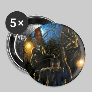 B56: Call of Cthulhu No.1 - Buttons large 56 mm