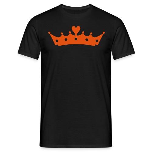 Koninginnedag - man  - Mannen T-shirt