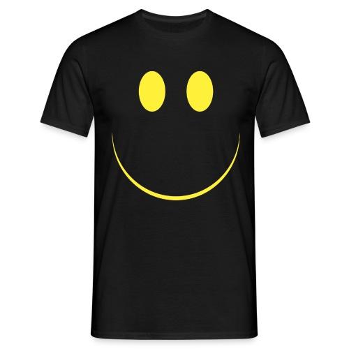 Smiling :) - Maglietta da uomo