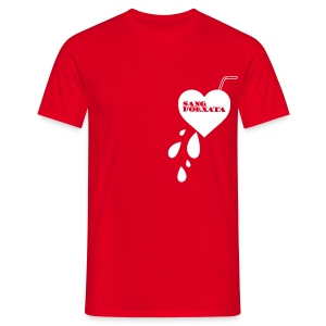 Sang d'Orxata - Camiseta hombre
