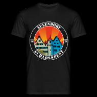 T-Shirts ~ Männer T-Shirt ~ Schlossfest Shirt weiss
