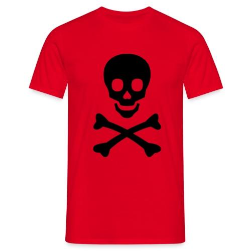 T-shirt Tête de mort H - T-shirt Homme
