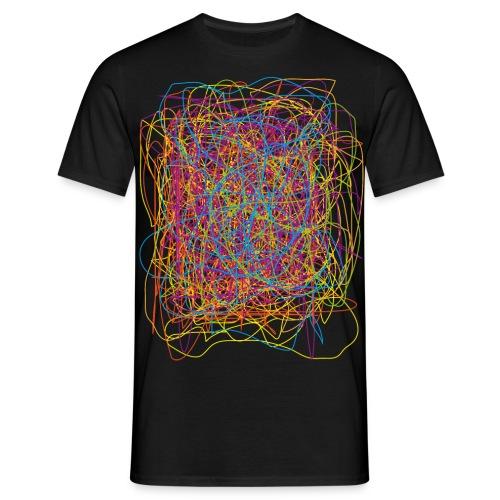 Scribble - Men's T-Shirt