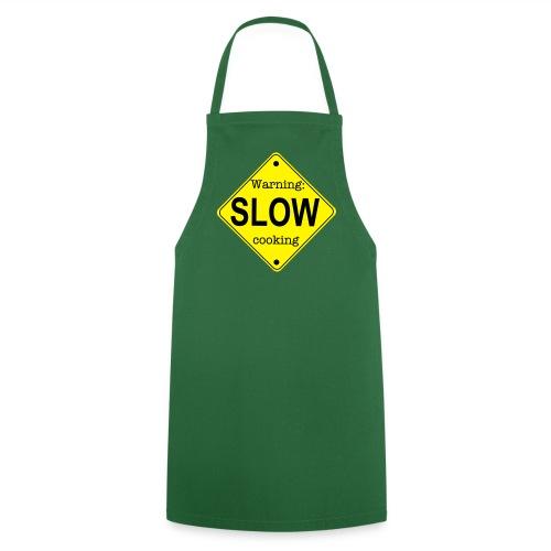 Schort Slow Cooking - Keukenschort