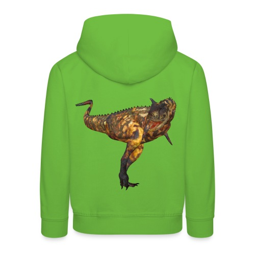 Carnotaurus - Kinder Premium Hoodie