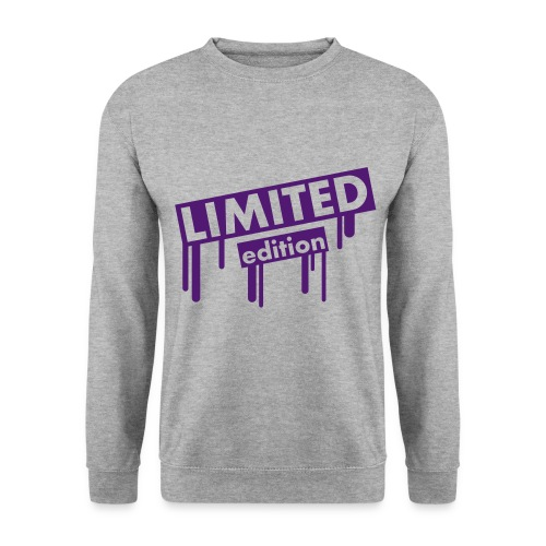 Limited Edition - Men's Sweatshirt