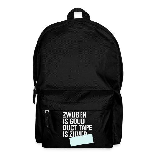 Backpack Fun Black - Rugzak