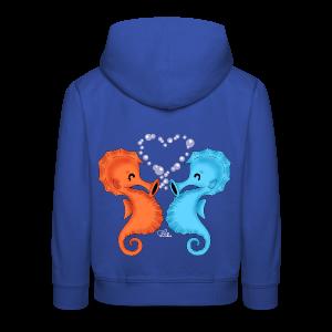 Seepferdchenliebe