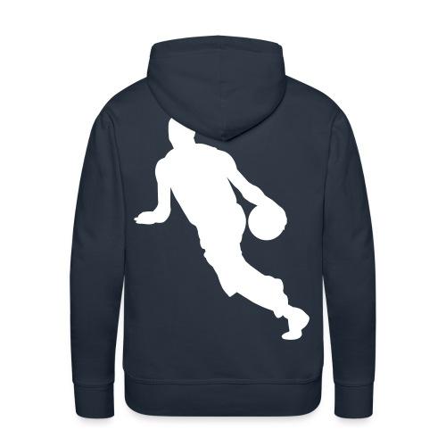 The Sportif - Sweat-shirt à capuche Premium pour hommes