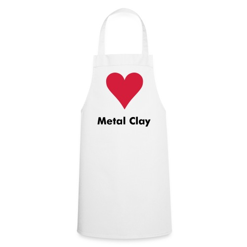 Love Metal Clay Apron - Cooking Apron