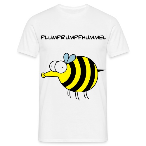 plumprumpdhummel - Men's T-Shirt