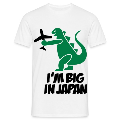 Im big in japan - Men's T-Shirt