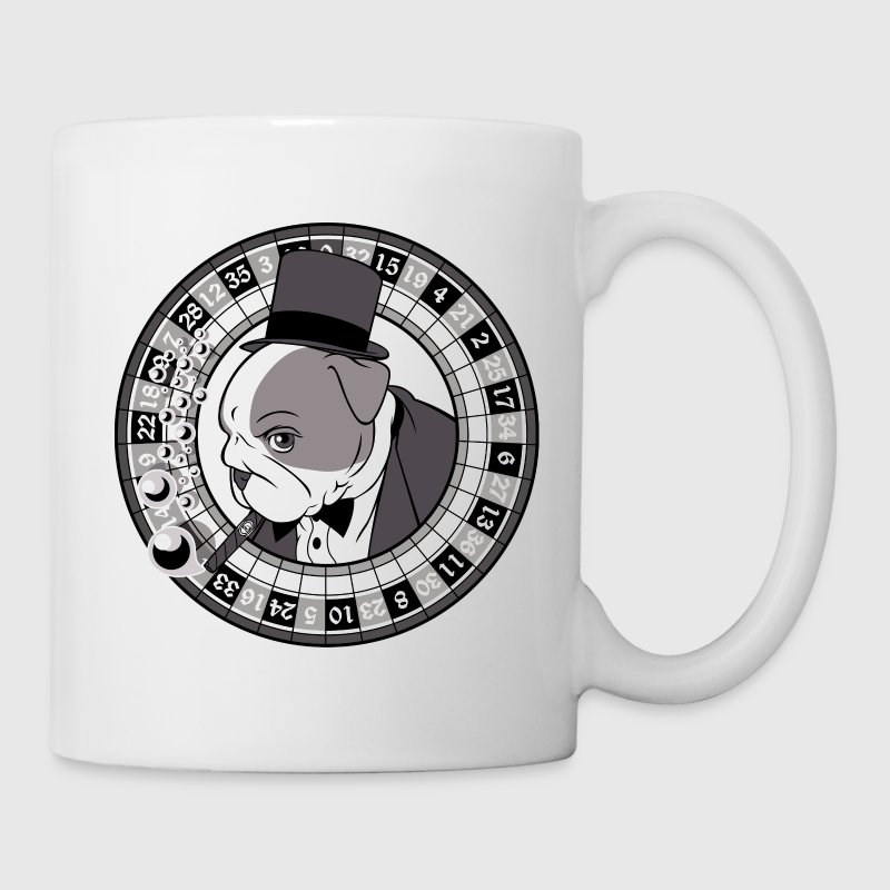 Bulldog Roulette Bottles & Mugs - Mug