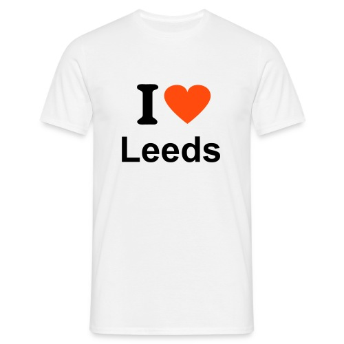 Cities you shouldn't love but really do. - Men's T-Shirt