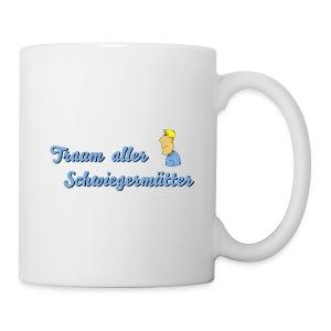 Traum aller Schwiegermütter (Tasse) - Tasse