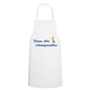 Traum aller Schwiegermütter (Kochschürze) - Kochschürze