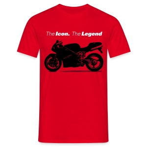 916: The Icon. The Legend - Men's T-Shirt