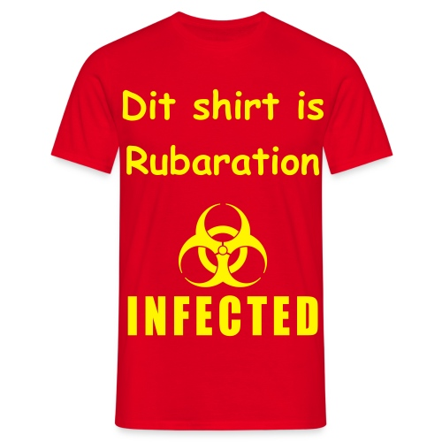 R-shirt - Mannen T-shirt