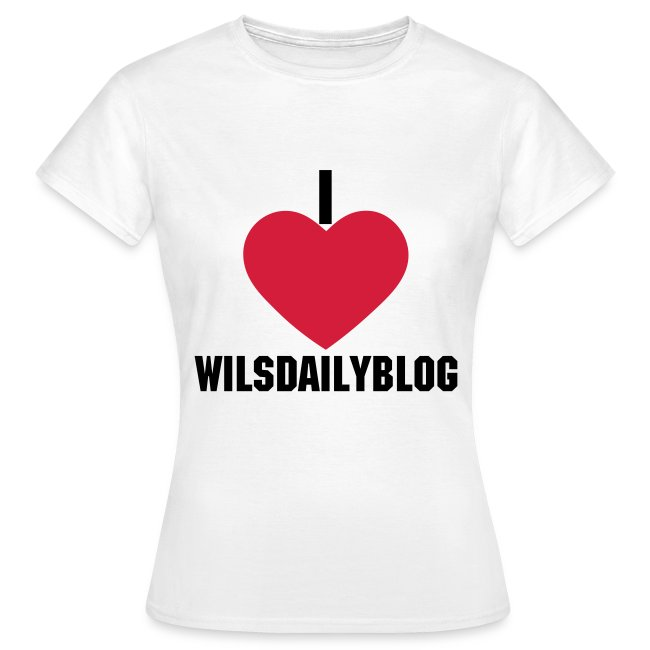 I love Willsdailyblog