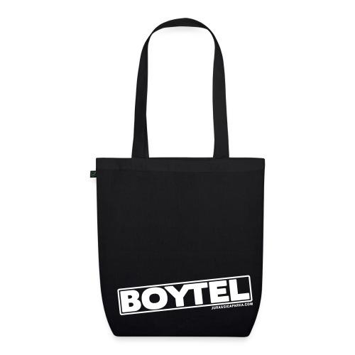 BOYtel (Schwarz) - Bio-Stoffbeutel