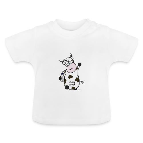 MeuhNox La Vache pour Bébé - T-shirt Bébé
