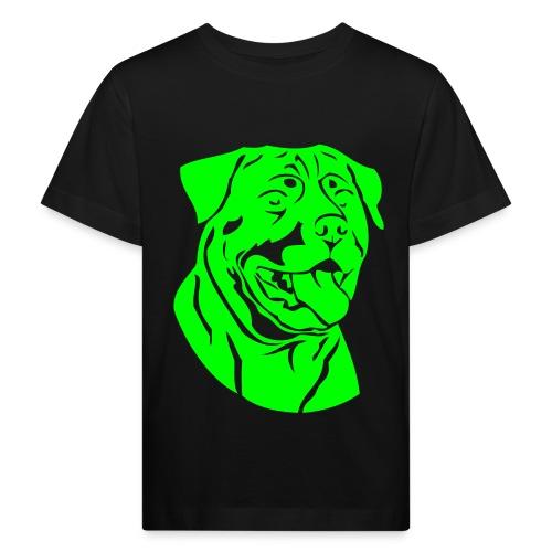 Rottweiler - Lasten luonnonmukainen t-paita