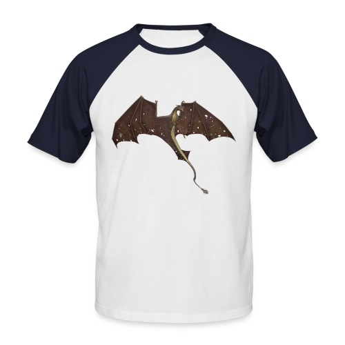 Dragon - Männer Baseball-T-Shirt