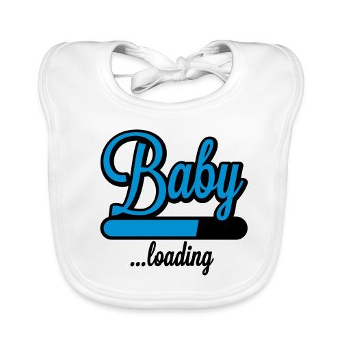 Organic Baby Loading Bib - Baby Organic Bib