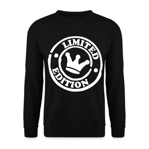 Mens LTD ED sweatshirt - Black - Men's Sweatshirt