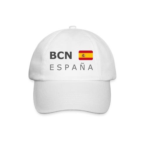 Base-Cap BCN ESPAÑA dark-lettered - Baseball Cap