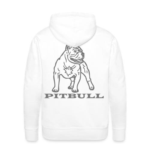 Pitbull Homme  - Sweat-shirt à capuche Premium pour hommes