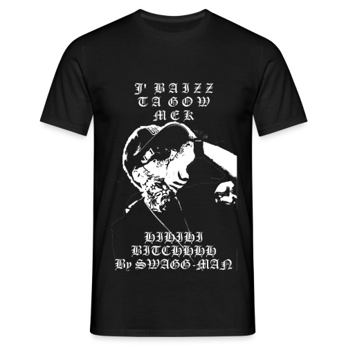 J'BAIZZ TA GOW MEK - T-shirt Homme
