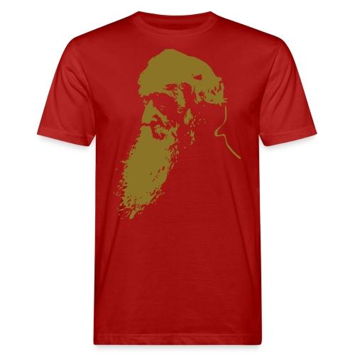 William Booth (gold) - Männer Bio-T-Shirt