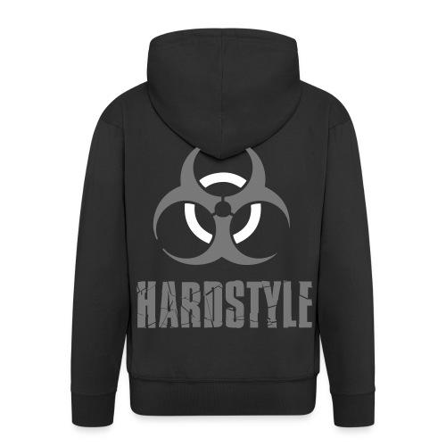 Hardstyle jack met Capuchon - Mannenjack Premium met capuchon