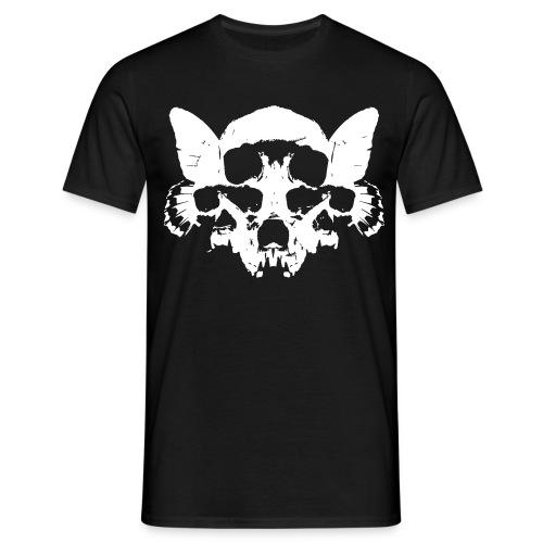 Butterfly Skulls - Tee (Standard tee) - Men's T-Shirt